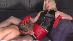 Red Leather Sex